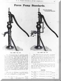 Cast Pumps by U.S. Wind Engine & Pump Co.