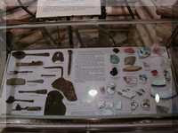 Cabin Site Artifacts